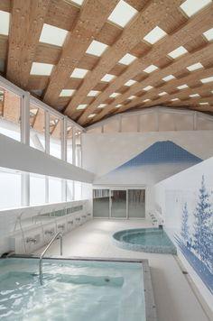 JR Onagawa Station / Shigeru Ban Architects