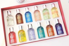 Molton Brown gift set, molton brown body wash, molton brown stocking fillers