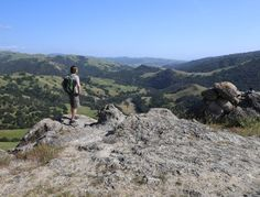 Sunol Regional Park - The 5-mile (round-trip) hike starts on the popular Indian Joe Nature Trail. But within a few minutes, you'll ditch most of the people when you turn north onto the Indian Joe Creek Trail. You're immediately transported into a shady canyon alongside a babbling brook with chirping birds … it really seems like a bluebird might land on your shoulder.