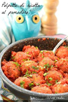 Ricotta, Sauce Tomate, Shrimp, Food And Drink, Vegan, Ethnic Recipes, Foods, Drinks, Vegetables