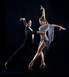 International Latin / American Rhythm, Ballroom dancing~