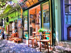 Aegean Village Flair © Andreas Thust #Lesvos #Island #Molyvos #Greek #Greece #mediterranean #aegean #islands #isles #peace #peaceful #vacation #recreation #leisure #european #Europe #decor  #forsale #beautiful #walldecor #photography #art