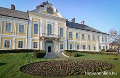 Grassalkovich-kastély Hatvan