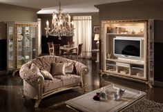 Top tips to Luxury Italian style furniture for the living room, Simple Living Room, Living Room Sets, Living Room Modern, Bedroom Sets, Living Room Furniture, Classic Furniture, Luxury Furniture, Furniture Design, Italian Furniture