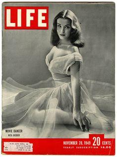 Nita Bieber, November 28, 1949