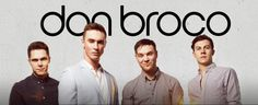 Don Broco Music, Movie Posters, Bands, Rock, Stone, Film Poster, Popcorn Posters, Muziek, Band
