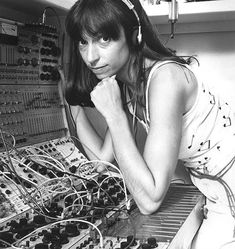 Dangerous Minds | Suzanne Ciani, 'American Delia Derbyshire of The Atari Generation' explains synthesizers, 1980