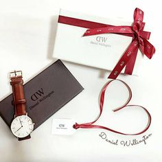"""""""Soon it is Valentine's Day! This is the perfect opportunity to get yourself or your loved ones a gift! ✔ #danielwellingtonwatches #vintage #classic…"""""""