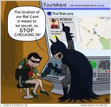 Holy Facebook Batman!