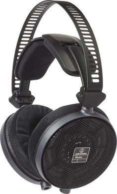 Audio-Technica ATH-R70x. Spacious, accurate sound. The ATH-R70x headphones have an open-back design and deliver natural, reference-quality sound.  	  	  		You can expect clear, wide-open sound.