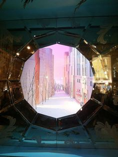 Tiffanys & Co. 2011 Christmas Window Display by Northcountry Boy, via Flickr