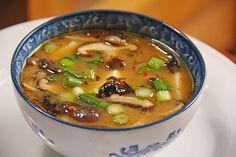 Miso - Ramen - Suppe, ein leckeres Rezept aus der Kategorie Vegetarisch. Bewertungen: 19. Durchschnitt: Ø 4,0.