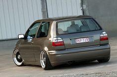 VW golf mk3