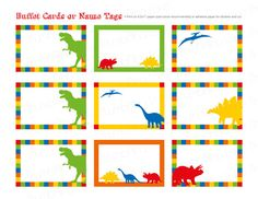 Excited to share this item from my shop: Ive recently made these editable! Editable Dinosaur Buffet Cards Food Tags Name Tags DIY T-Rex Rawr Roar Dinosaur Food, Dinosaur Images, Festa Jurassic Park, Dinosaur Printables, Preschool Dinosaur Crafts, Dino Craft, Dinosaur Classroom, Handwritten Text, Party Food Labels