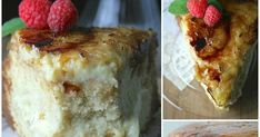 You knew it was coming. I warned you. It was a smashing, delightful success that I must share. Sweet Recipes, Cake Recipes, Snack Recipes, Dessert Recipes, Snacks, Creme Brulee Cake, Cream Brulee, Cheesecake Deserts, Peach Coffee Cakes