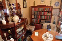 Mr Straw's House, Worksop Nottinghamshire – BackRoom