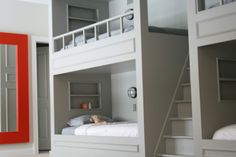 The Bunk Room Magazine | don't know how big the beds were in the magazine picture, but we ...