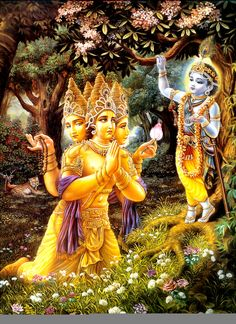 Title of this blog might confuse you. Why? Because Brahma is an ardent devotee of God almighty and he can't even in his wildest dream think of doing anything which can desecrate Narayan…