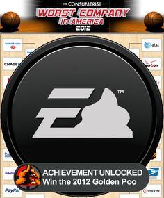 EA The worst company in America 2012
