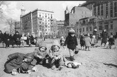 Москва, на Тверском бульваре, 1946г.