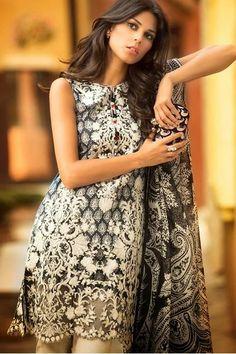 Zara Shah Jahan Newest Eid Summer Lawn Dresses 2015