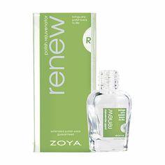 Zoya Renew Nail Polish Rejuvenator 0.5oz   ZTRN02