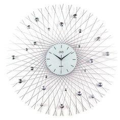 Nástenné hodiny dizajn JVD HJ66 80cm,  nastenne hodiny, na stenu, dekoracie do bytu, dizajn