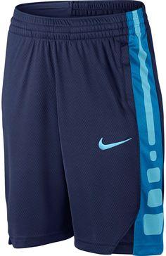 165fa08789a Nike Boys' Dry Elite Stripe Basketball Shorts, Size: Medium, Binaryblue  Short Outfits