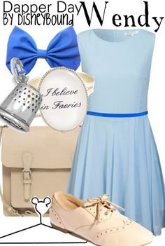 If I look inside your brain, I would find lots of things clothes, shoes, diamond rings / disney fashion | Disney Bound