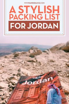 CLICK HERE FOR A STYLISH PACKING LIST FOR JORDAN.