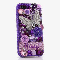 Funda WHITE DIAMONDS iPhone SE/5s/5 Sash Ice Rosa Transparente 1210