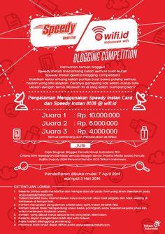 Wifi.id Flyers - Telkom Indonesia