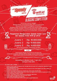 Wifi.id Flyers - Telkom Indonesia