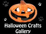 See our assortment of paintable Halloween decorations or ornaments in bisque pottery, wood, papier mache and Decopatch.