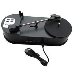 Portable Turntable converter, tape to or CD Usb Turntable, Turntable Record Player, Buy Vinyl, Cheap Vinyl, Tv Tuner Card, Vinyl Record Collection, New Vinyl Records, Cassette Recorder, Usb Drive
