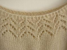 Lochan Sweater knitting pattern by Littletheorem on Ravelry.