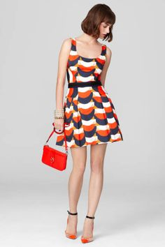 Graphic and bold from Milly