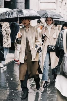 PFW Street Style III | Collage Vintage