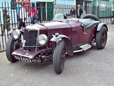 37 Riley Brooklands (1929)