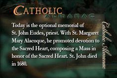 #SaintJohnEudes #prayforus