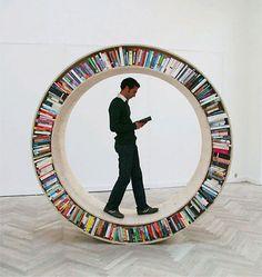Walk & read
