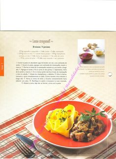 lomo strognoff Salsa, Carne, Bread, Food, Onion, Butter, Salsa Music, Breads, Baking