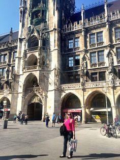 Viagem a Munique/Alemanha para inspiração e pesquisa de tendência, 2015.