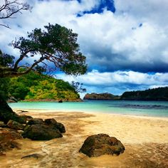 Matapouri Bay, Northland, New Zealand What A Wonderful World, Beautiful World, The Places Youll Go, Places To Go, Living In New Zealand, New Zealand Houses, Kiwiana, Art Corner, Holiday 2014