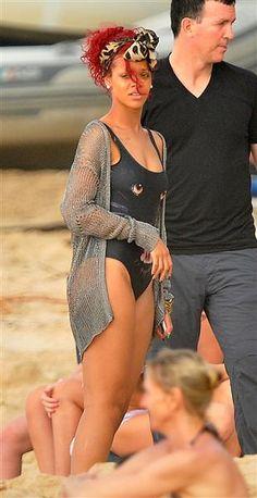 Rihanna's Bikini Style | Gallery | Wonderwall