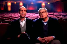 Roger Ebert, Gene Siskel They helped me love movies and will be missed