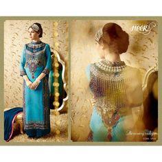 Heer Designer Salwar Suit ( Code - 5703 )