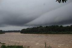 Thai Rivers in rain