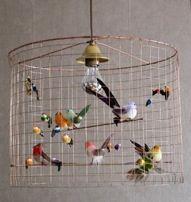 lamp / birds