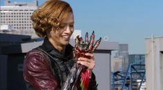 Kamen Rider OOO-  Ankh